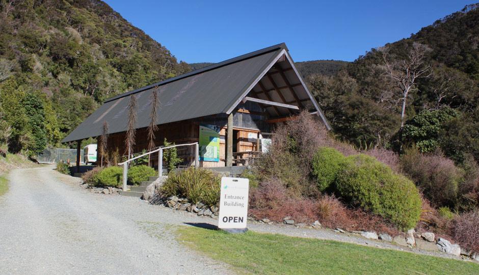 Brook Waimārama Sanctuary; Visitor Centre; Walks And Facilities