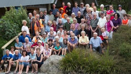 Our People: volunteers staff trustees