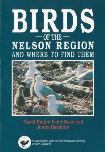 Books for sale; Birds of Nelson; birds; Brook Sanctuary